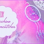 DIY: ★ Orecchino Dreamcatcher ☆