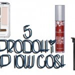5 prodotti TOP LOW COST