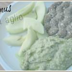 Hummus senza aglio in pochi minuti!