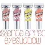 Review Essence EFFECT EYESHADOW