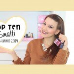 #TOP TEN: Smalti ♡ Autunno 2014