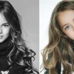 Kristina Pimenova: la baby modella più bella del mondo