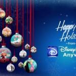 Gli auguri di Natale dai personaggi della Disney