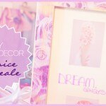 Diy Room Decor: ✿ Cornice Floreale ✿ (personalizzabile)
