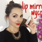 *LIP MIRROR – WYCON* Review e Applicazione