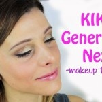 Kiko Generation Next makeup tutorial