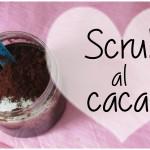 SCRUB CORPO AL CACAO, tonificante anti-age