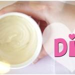 Crema mani e corpo fatta in casa con ingredienti da supermercato!