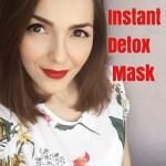 REVIEW Maschera viso Detox – Caudalie