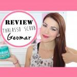 #Review: Thalasso Scrub – Geomar