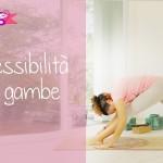 La Flessibilità delle gambe
