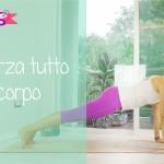 Yoga -Rinforza tutto il corpo