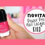 ♥NOVITA': Scopriamo insieme i nuovi Smalti Power Pro – Kiko Milano –