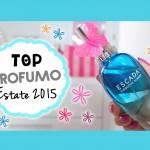 Il mio profumo per l'estate ♥ Turquoise Summer ♥ Escada