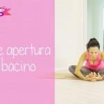 Yoga -relax e apertura del bacino