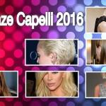 TENDENZE CAPELLI AUTUNNO/INVERNO 2016
