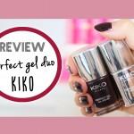 #REVIEW: Effetto gel sulle unghie con Perfect Gel Duo – Kiko