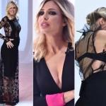 L'addio di Ilary Blasi a Le Iene con outfit discutibile