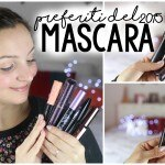 TOP 5 2015: MASCARA || Gemminamakeup