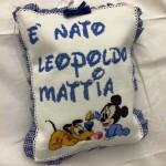 E' nato Leopoldo Mattia Buffon, il figlio di Gigi Buffon e Ilaria D'Amico