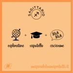 Caratteristiche dei segni zodiacali: infografiche