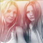 Mamme vip e figlie come due gocce d'acqua