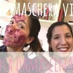 Maschera viso alla ROSA DAMASCENA! Review e Applicazione!