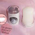 Come opacizzare il viso con il deodorante