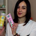 REVIEW: shampoo e balsamo ecobio Gently