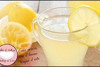 Come curarsi con il limone: terapia d'urto