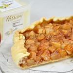 Sfoglia di mele caramellate con gelato alla vaniglia – VIDEO RICETTA