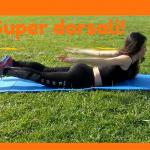 Muscoli dorsali super potenti!