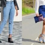 Scarpe per la primavera: quali indossare per valorizzare il jeans