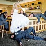 Fare foto al matrimonio originali