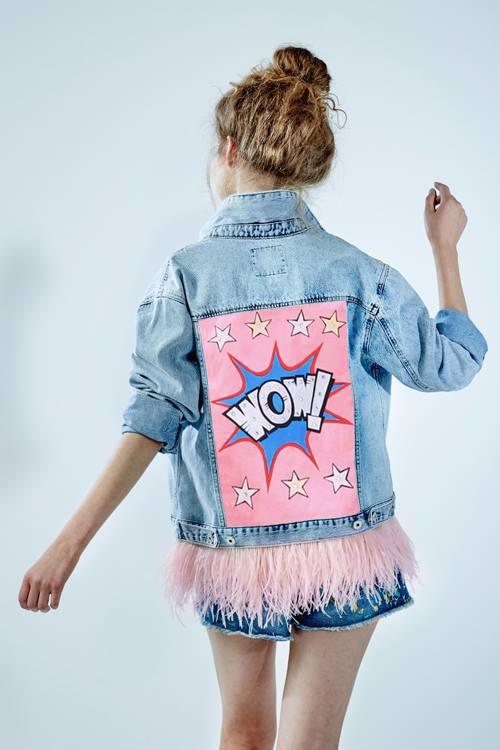 come personalizzare un giubbotto di jeans (2)