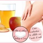Cellulite: come contrastarla con l'aceto di mele