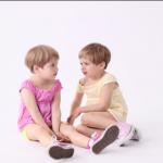 Vedere le cose con gli occhi dei bambini