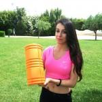 Foam Roller per muscoli elastici!