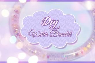 Diy water bracelet