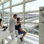 La nostra visita alla terrazza panoramica della Stazione Termini di Roma