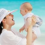 Le 5 migliori creme solari per mamma e bimbo