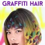 Come creare gli Hair Graffiti