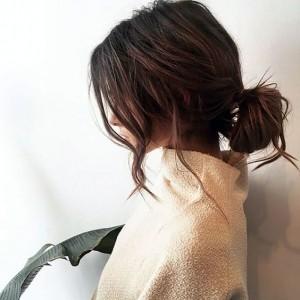 idee chignon capelli facili