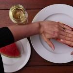 Mangiare senza ingrassare? È facile, se ti misuri la mano!