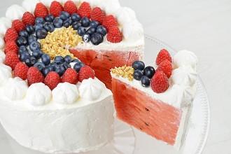 torta di anguria