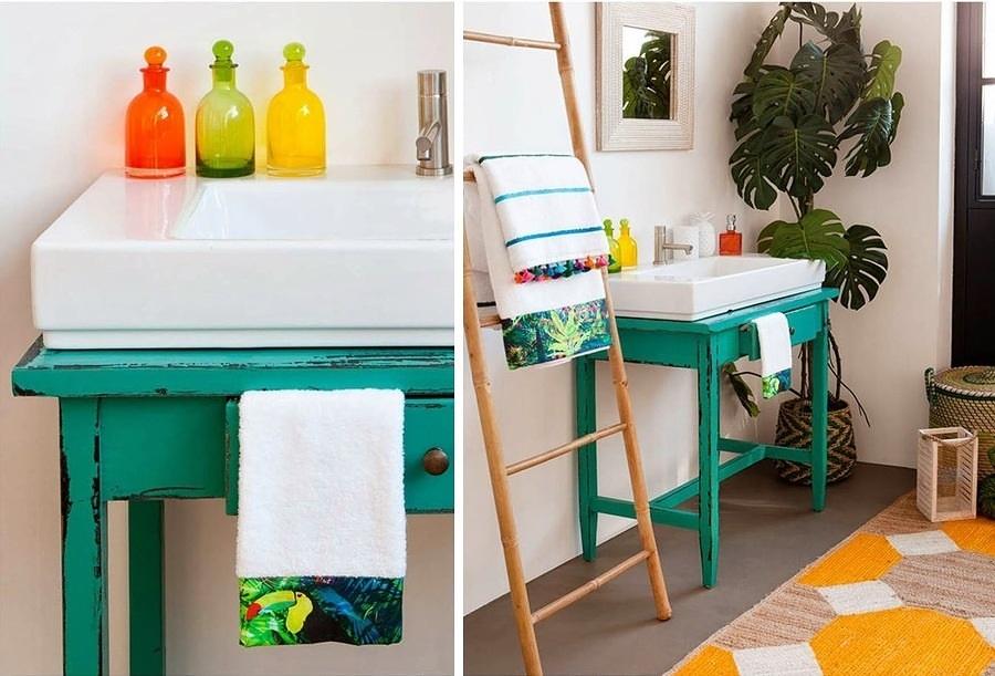 Arredare casa con lo stile tropicale for Arredare coi tessuti