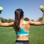 Come avere spalle forti e toniche – fitness workout –