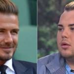 Questo tizio ha speso 25.000 euro per somigliare a David Beckham (VIDEO)