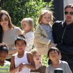 Brad Pitt indagato per abuso verso i figli