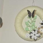 Diy: come realizzare una ghirlanda con fiori di carta